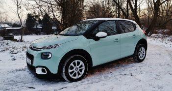 Citroën C3 1.2 PureTech Feel – Gadżecik