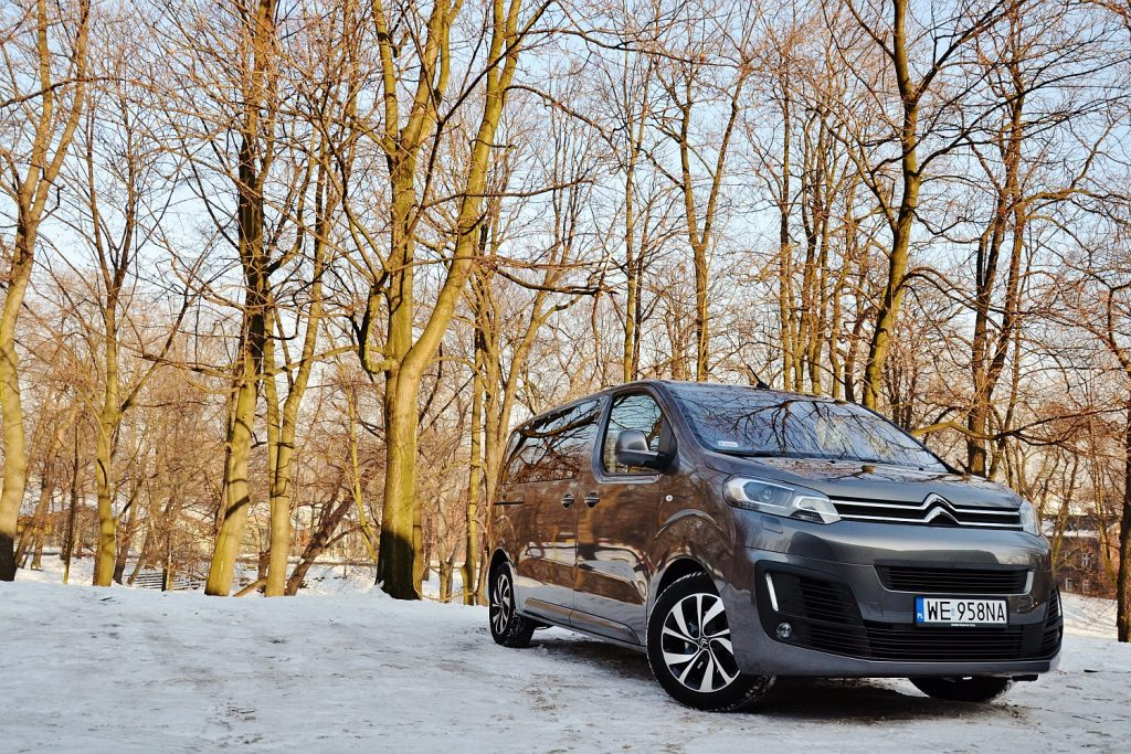 Citroen SpaceTourer 2.0 BlueHDi EAT6 Shine