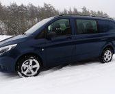 Mercedes-Benz Vito Mixto 114 CDI 7G-TRONIC 4MATIC – Mniej-więcej