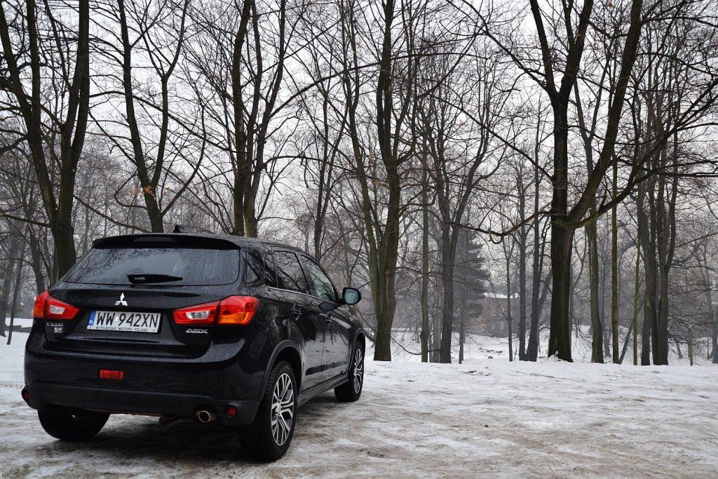 Mitsubishi ASX 1.6 2WD Intense Plus