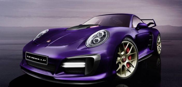 Porsche 911 Gemballa – debiut wGenewie