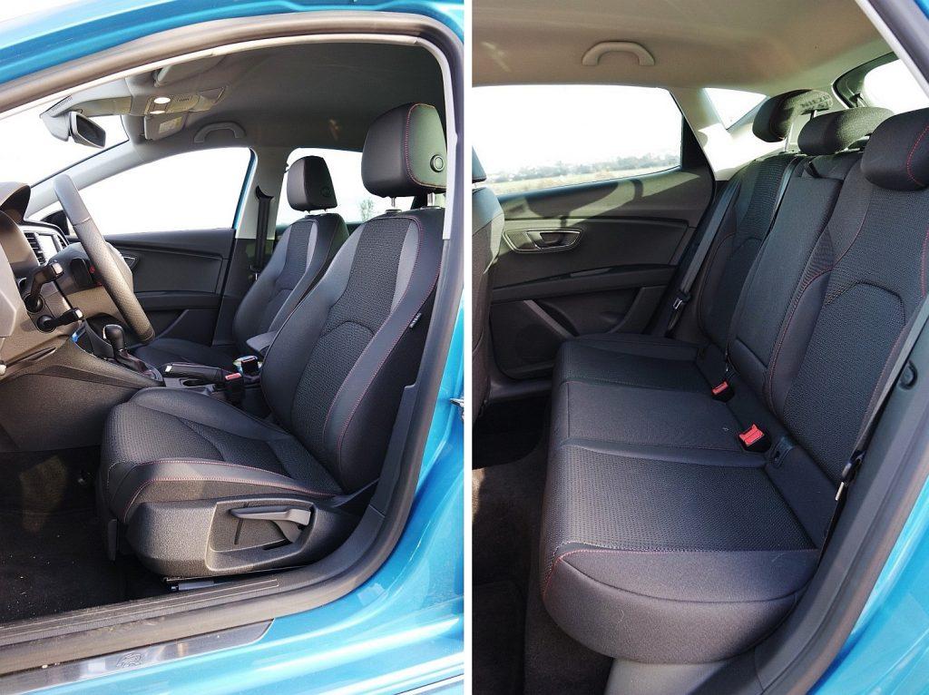 SEAT Leon 1.8 TSI DSG FR