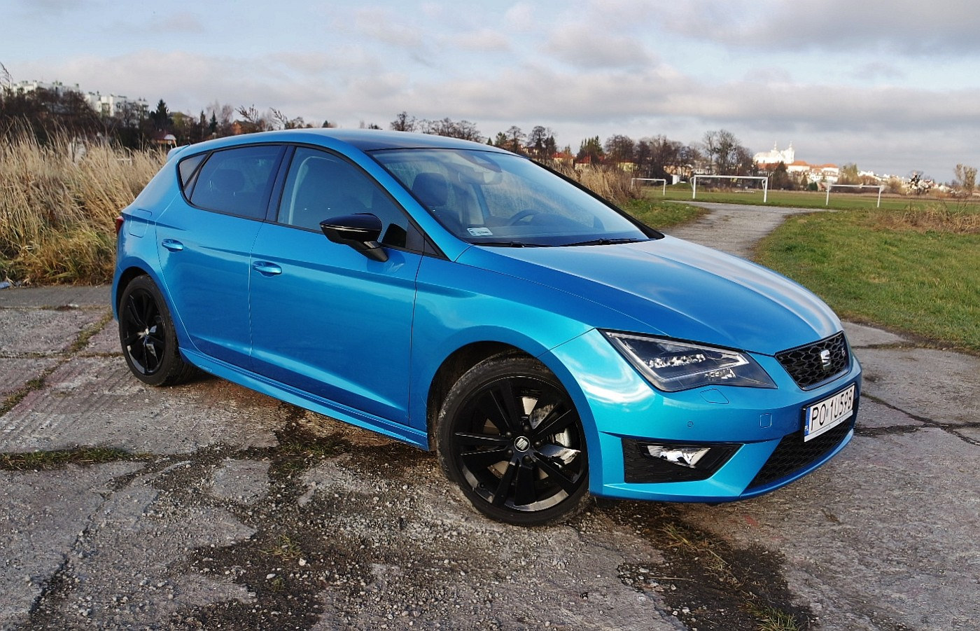 seat leon 1 8 tsi dsg fr inny wymiar volkswagena namasce. Black Bedroom Furniture Sets. Home Design Ideas