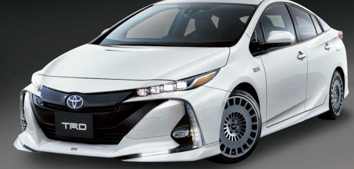 Toyota Prius Plug-in Hybrid TRD