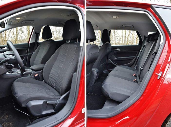 Peugeot 308 SW 1.6 BlueHDi EAT6 Active