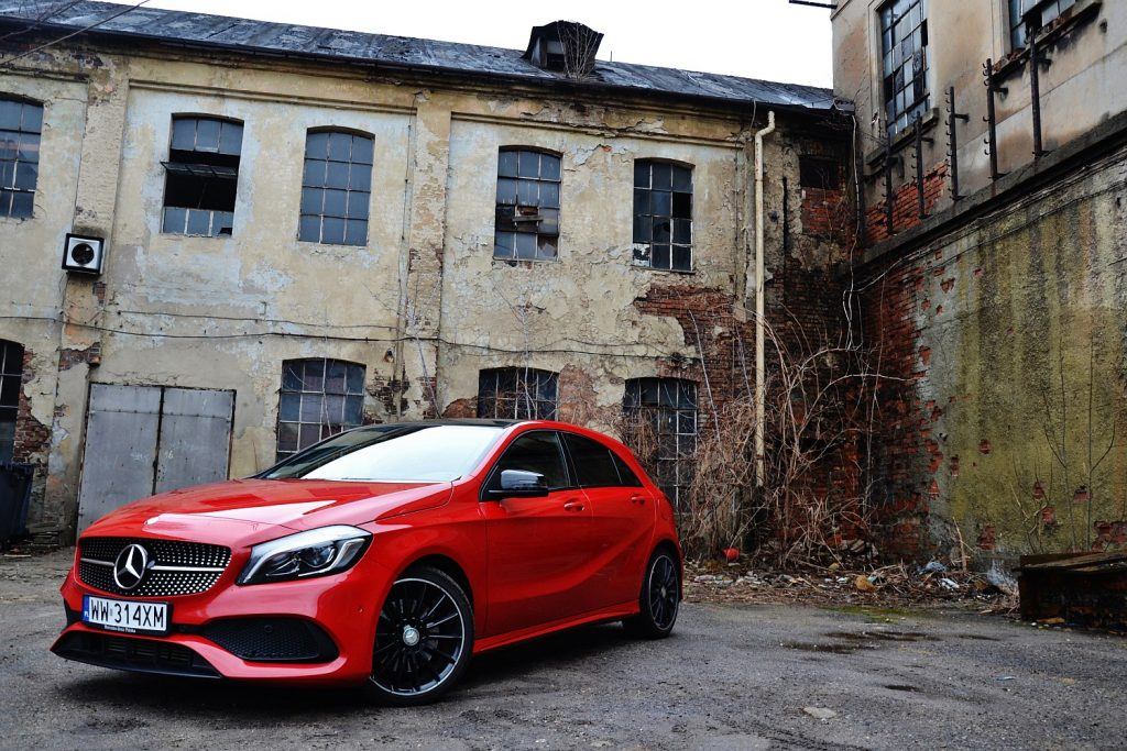 Mercedes-Benz A 220 4MATIC