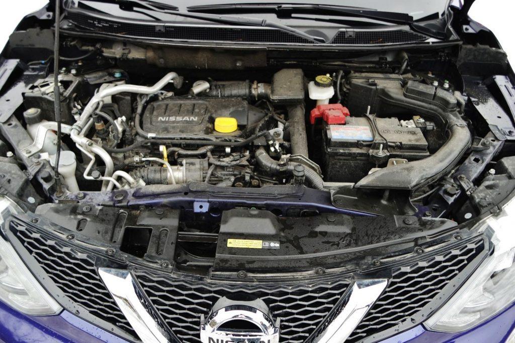 Nissan Qashqai 1.6 dCi Tekna
