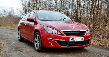 Peugeot 308 SW 1.6 BlueHDi EAT6 Active – Rozsądny wariant