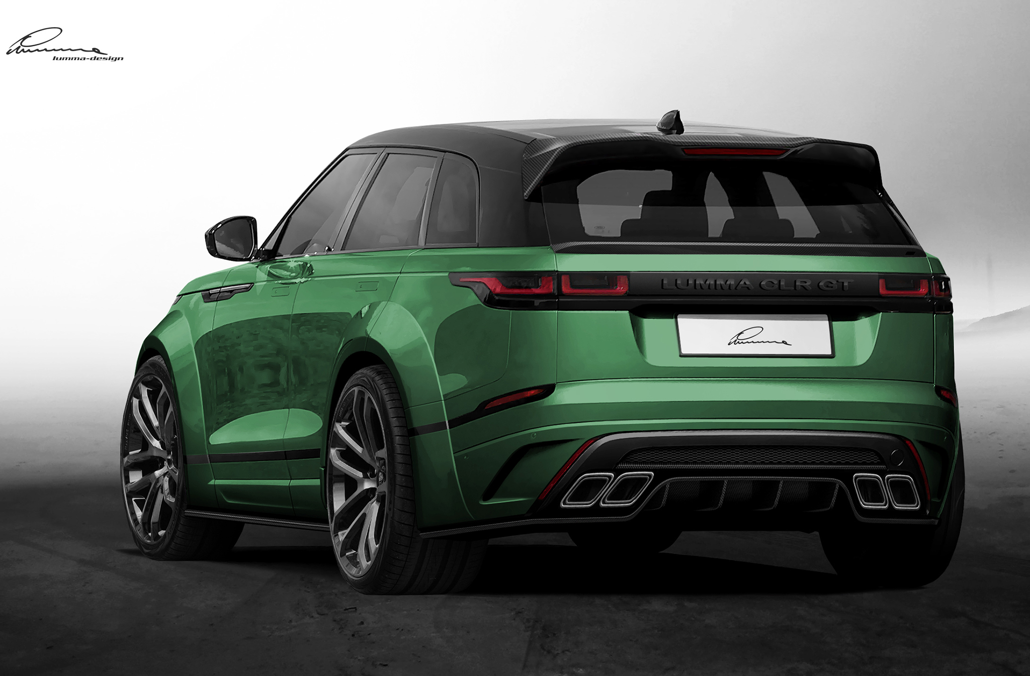 range rover velar lumma design namasce. Black Bedroom Furniture Sets. Home Design Ideas