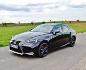 Lexus IS 300h Black – Mroczny rycerz zzielonym charakterem