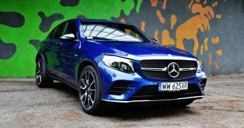 Mercedes-AMG GLC 43 4MATIC Coupe – Łączenie skrajności
