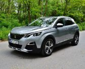 Peugeot 3008 1.6 THP EAT6 Allure – Właściwa droga