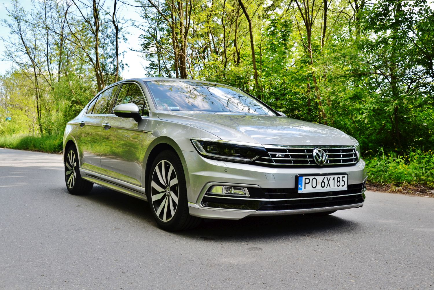 volkswagen passat 2 0 tsi dsg 4motion highline klasyczny. Black Bedroom Furniture Sets. Home Design Ideas