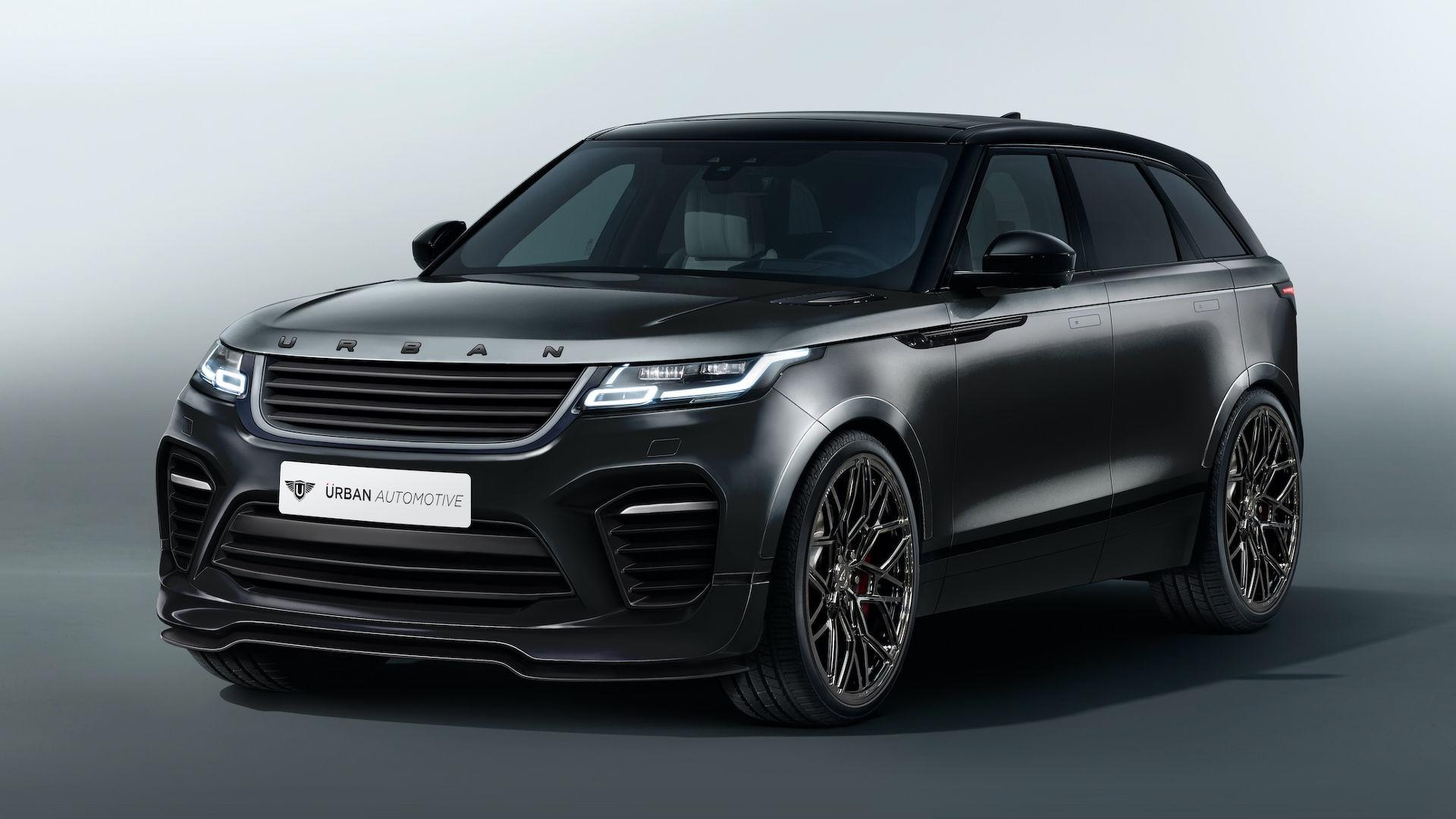 range rover velar urban automotive namasce. Black Bedroom Furniture Sets. Home Design Ideas