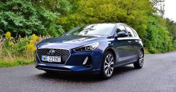 Hyundai i30 1.6 CRDI 7DCT Premium – kolejny krok naprzód