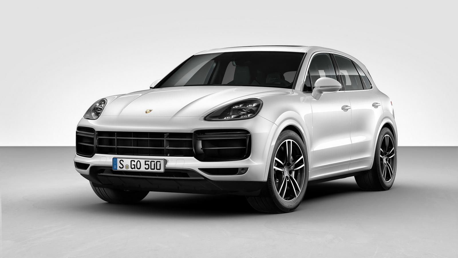 Porsche Cayenne - sukces produkcyjny