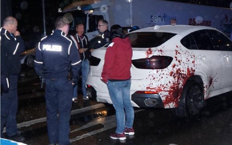 Kierowca Bmw Zatrzymany Za Krew Na Karoserii Nietypowa
