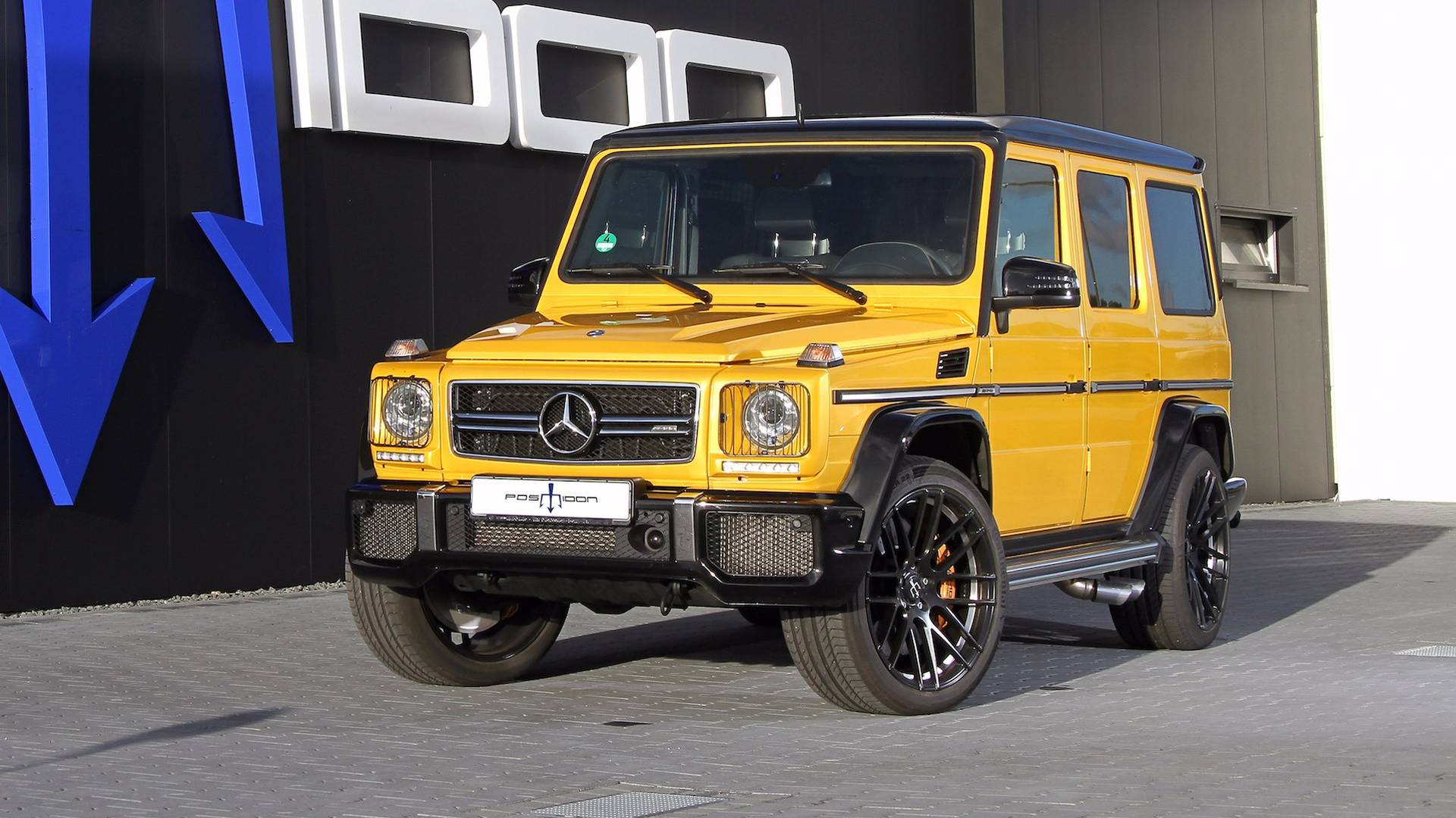 mercedes amg g 63 posaidon namasce. Black Bedroom Furniture Sets. Home Design Ideas