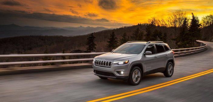 Odświeżony Jeep Cherokee – cennik