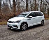 Volkswagen Touran 1.8 TSI DSG Highline – Szybko ipraktycznie