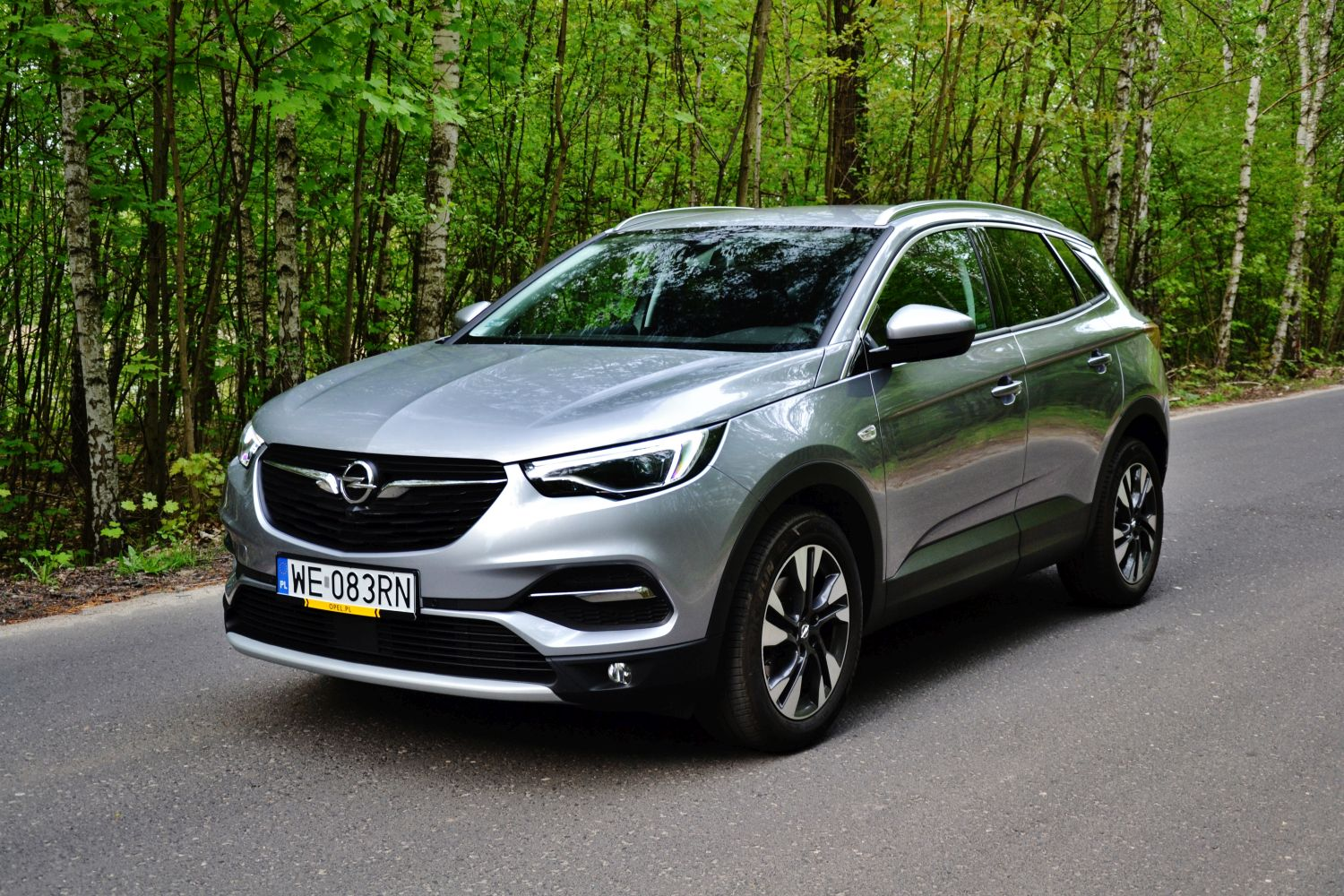 opel grandland x 1 2 turbo at ultimate bli niaczo inny namasce. Black Bedroom Furniture Sets. Home Design Ideas