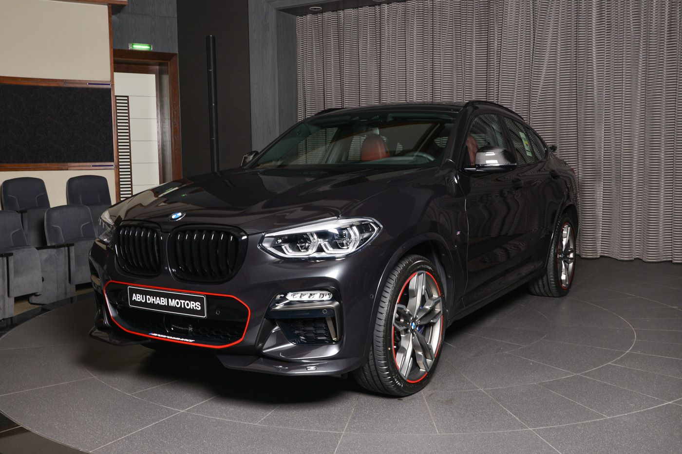 bmw x4 m40i ac schnitzer namasce. Black Bedroom Furniture Sets. Home Design Ideas