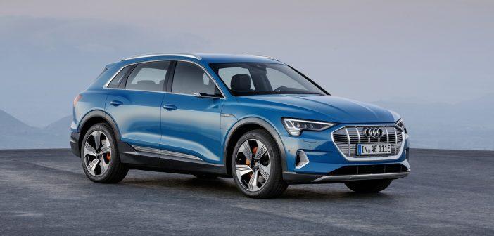 Audi E-Tron oficjalnie
