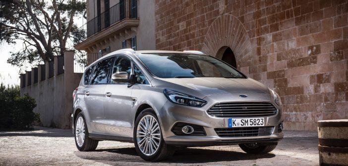 S-MAX iGalaxy – zmiany technologiczne wrodzinnych Fordach