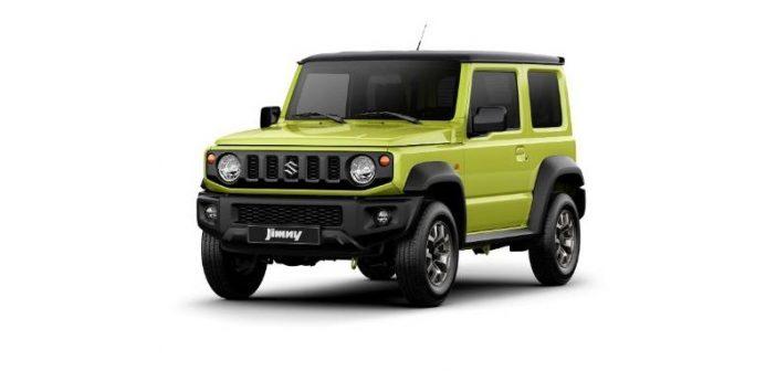 Suzuki Jimny może zakończyć swoją przygodę wEuropie. Powód? Normy emisji CO2…