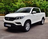 SsangYong Musso E-XDI 220 AT 4WD – Pick-up nieco inaczej