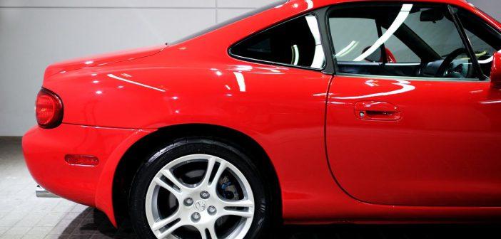 Wyjątkowa Mazda MX-5 Coupe nasprzedaż!