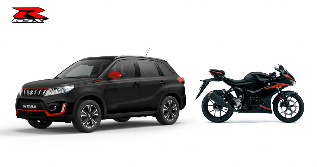 Niewiarygodnie Suzuki Vitara GSX-R - ciekawy pakiet | NaMasce AM57