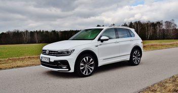 Volkswagen Tiguan 2.0 TDI DSG 4MOTION Highline – Modnie iszybko