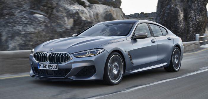 BMW Serii 8 Gran Coupe oficjalnie