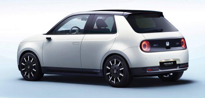 Honda e – nowe informacje techniczne