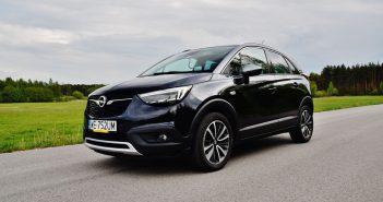 Opel Crossland X 1.2 Turbo Elite – Modniej wmieście