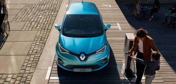 Renault Zoe 2019 oficjalnie