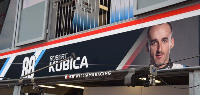 Potwierdzone! Robert Kubica wDTM iF1!