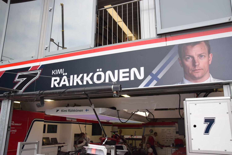Raikkonen i Giovinazzi Alfa Romeo Racing 2021