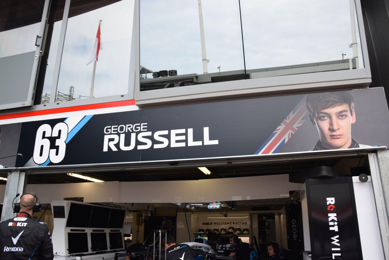 Russell wygrał w GP Sakhiru 2020