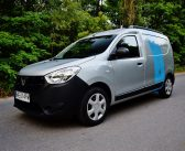 Dacia Dokker VAN 1.5 dCi – Tanie dostarczanie