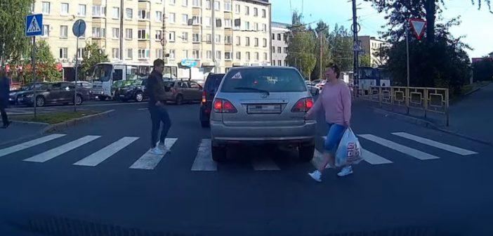 Przejście przezpasy – styl rosyjski (Video)