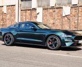 Ford Mustang Bullitt – Dla kina, odkina