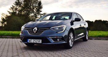 Renault Megane GrandCoupe 1.3 TCe Intens – Sensowny sedan