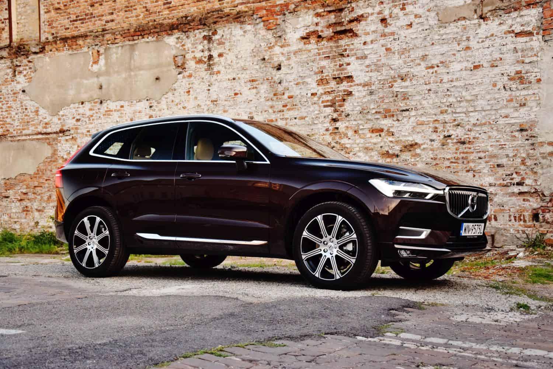 Volvo XC60 sprzedaż 2020