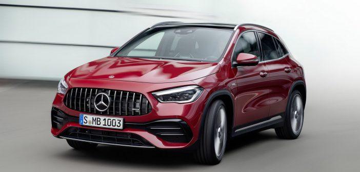Mercedes-Benz GLA 2020 oficjalnie
