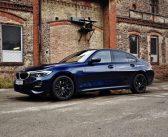 BMW 330e – Zelektrycznym wsparciem