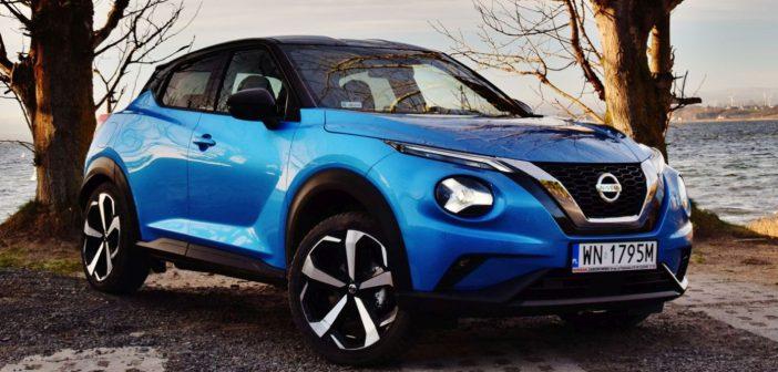 Nissan Juke 2020 – Lepszy niż dotychczas