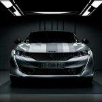 Sportowe hybrydy Peugeota