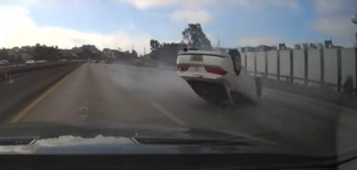 Wysoka prędkość, poślizg idachowanie (Video)